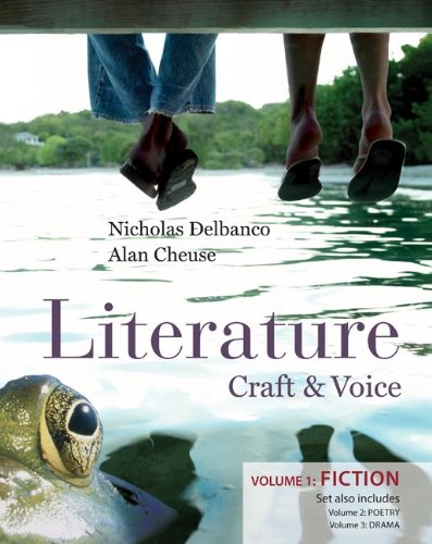 9780077376154: Literature: Craft & Voice (Volume 1, Fiction) with Connect Literature Access Code