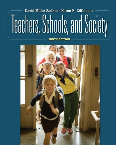 9780077377489: Teachers, Schools, and Society with Student CD