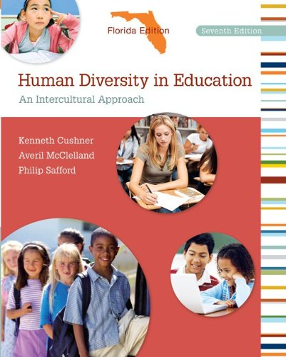 9780077377892: Florida Edition, HUMAN DIVERSITY in EDUCATION