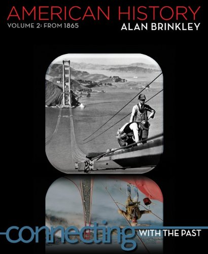 9780077379490: American History: Connecting with the Past Volume 2