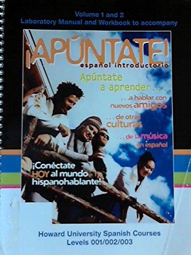 9780077381912: Apuntate!