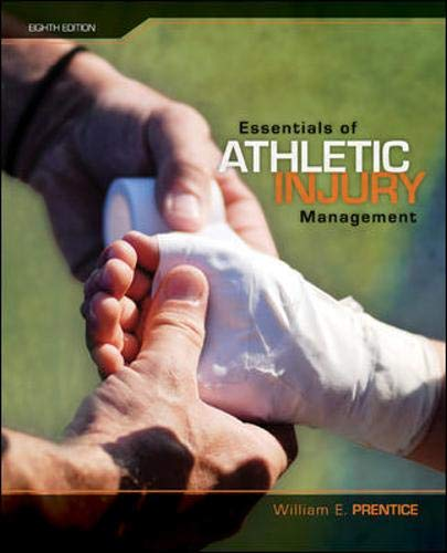 9780077382018: Essentials of Athletic Injury Management with eSims
