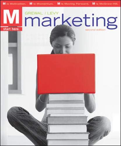 9780077386436: M: Marketing with Premium Content Access Card
