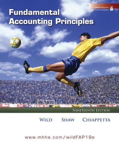 9780077387860: Fundamental Account Principles/BBA Report + Connect Plus Access Card