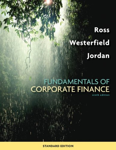 9780077388188: Fundamentals of Corporate Finance with Connect Plus Access Card