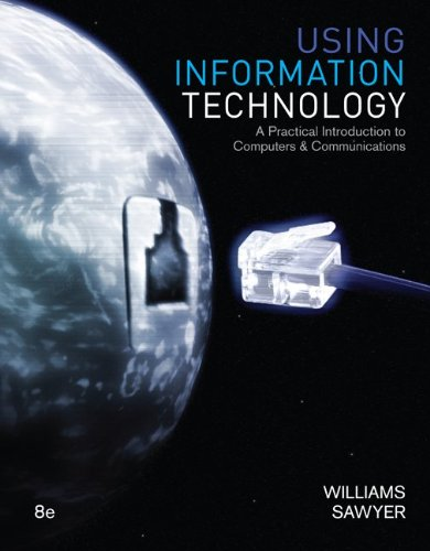 9780077389680: Using Information Technology
