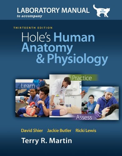 9780077390785: Laboratory Manual for Holes Human Anatomy & Physiology Cat Version