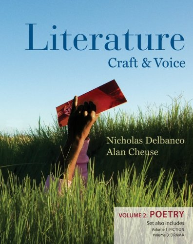 9780077392468: Literature: Craft & Voice (Volume 2, Poetry) with Connect Literature Access Code