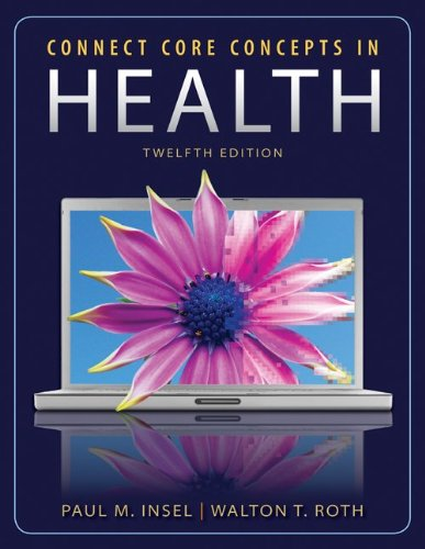 9780077394547: Connect Core Concepts in Health, 12e Big Loose Leaf Version