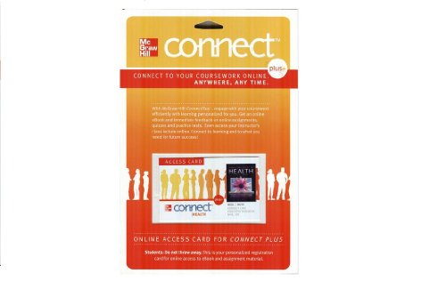 9780077394561: Connect Core Concepts in Health