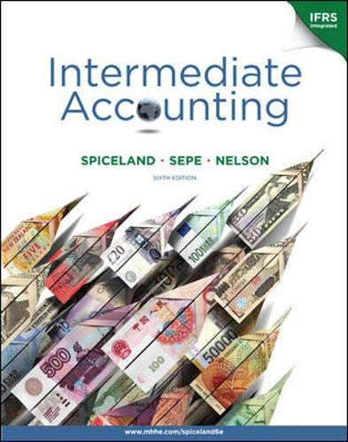 9780077395810: Intermediate Accounting with British Airways Annual Report
