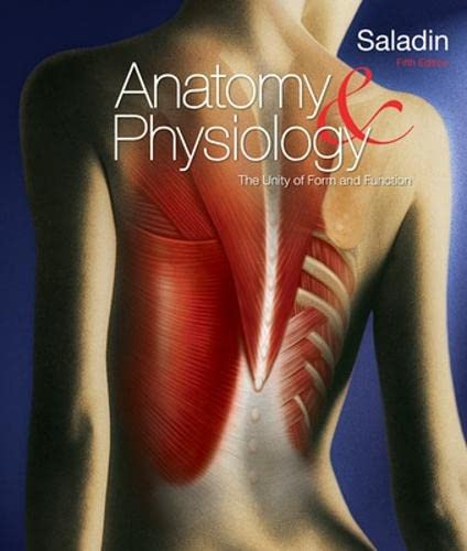 9780077396336: Anatomy & Physiology: The Unity of Form & Function w/Connect Access Card