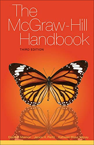 9780077397265: Connect Composition Access Card for The McGraw-Hill Handbook