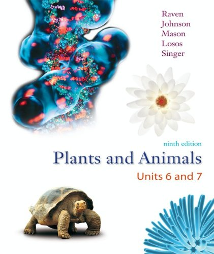 9780077397517: Plant and Animal Biology, Units 6 and 7