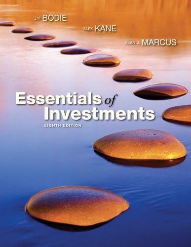 9780077398033: Essentials of Investments with S&P card + Connect Plus (Mcgraw-Hill/Irwin Series in Finance, Insurance and Real Estate)