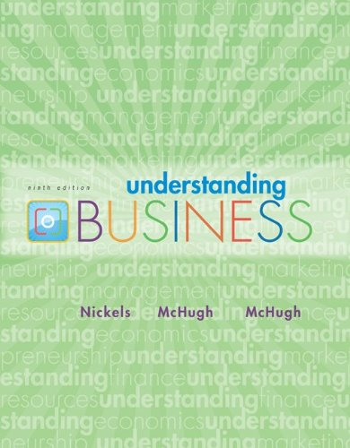 9780077398118: Understanding Business with Connect Plus