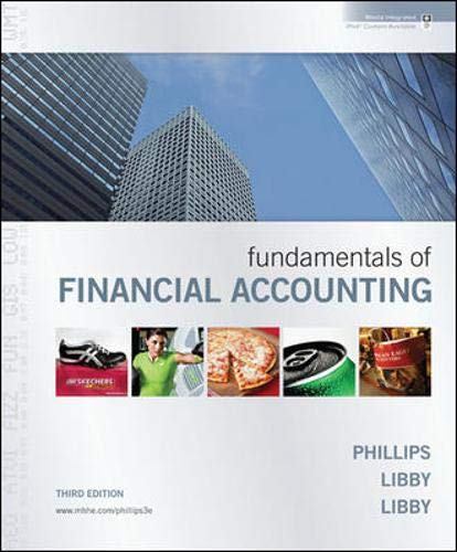 9780077398200: Fundamentals of Financial Accounting with Annual Report + Connect Plus