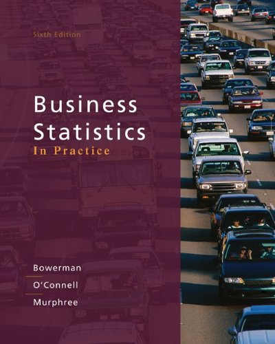 9780077398217: Business Statistics in Practice with Connect Plus (Mcgraw-Hill/Irwin: Operations and Decision Sciences)