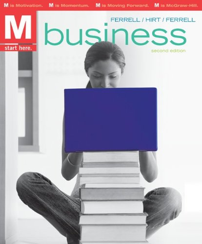 9780077399009: M: Business with Prep Cards, OLC Access Card + Connect Plus