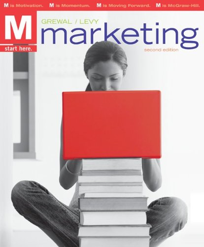 9780077399016: M: Marketing with Premium Content Access Card + Connect Plus