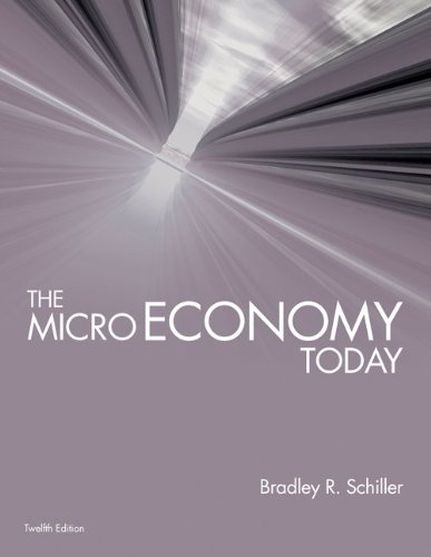 9780077399221: Loose-leaf The Micro Economy Today