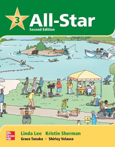 9780077399917: All Star Level 3 Student Book with Work-Out CD-ROM