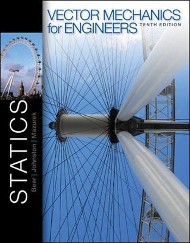 9780077402280: Vector Mechanics for Engineers: Statics