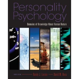 9780077402662: Personality Psychology (Domains of Knowledge about Human Nature)