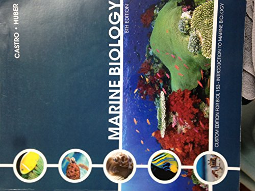 9780077403119: Marine Biology by Peter Castro, and Michael E. Huber 8th edition, 201