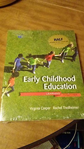 9780077403126: Early Childhood Education
