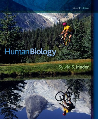 9780077403188: COMBO: HUMAN BIOLOGY W/CONNECT PLUS
