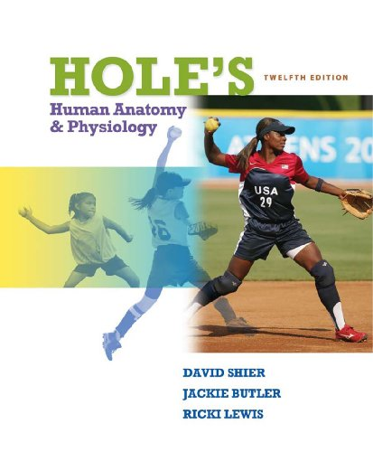 9780077403263 Holes Human Anatomy Physiology With Connect Plus