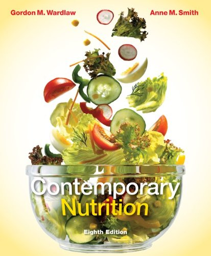 9780077403287: Contemporary Nutrition with Connect Plus Access Card