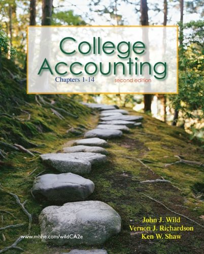 9780077404017: Loose-leaf College Accounting CHAPTERS 1-14