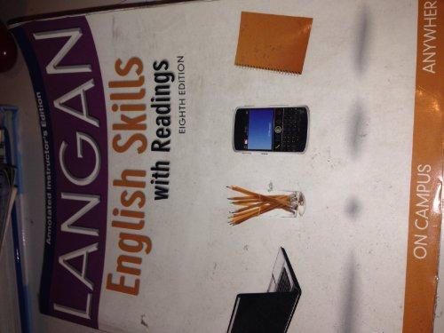 9780077404208: ENGLISH SKILLS W/READINGS >ANNOT<