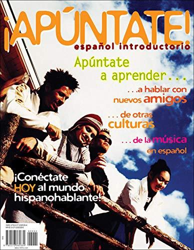 9780077405366: Apuntate!: Espanol Introductorio