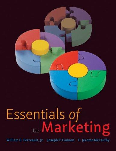 9780077405410: Essentials of Marketing