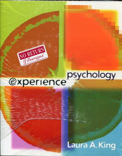 9780077406578: Experience Psychology with Connect Plus Psychology Access Card