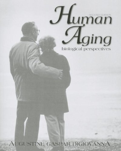 9780077407209: Human Aging: Biological Perspectives