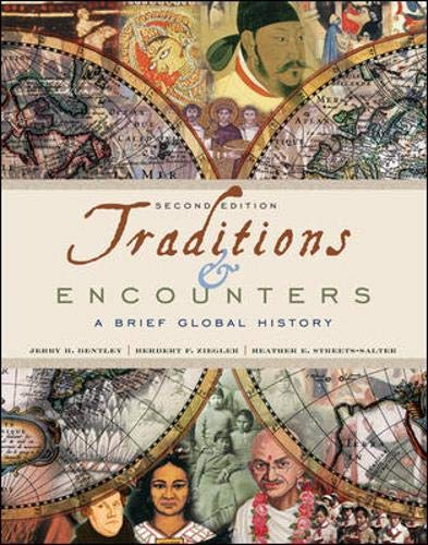 9780077407612: Traditions & Encounters: A Brief Global History