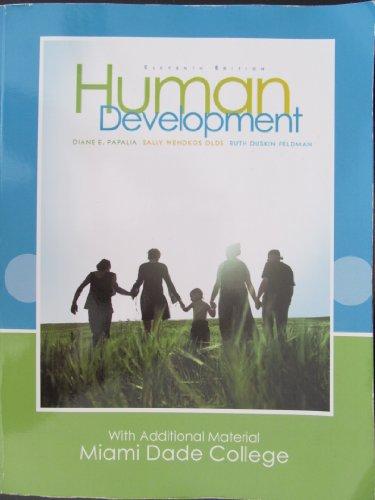 9780077408411: HUMAN DEVELOPMENT >CUSTOM<