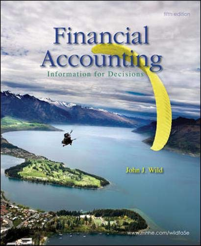 9780077408770: Financial Accounting with IFRS Fold Out Primer