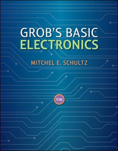 9780077410094: Grob's Basic Electronics w/ Student CD