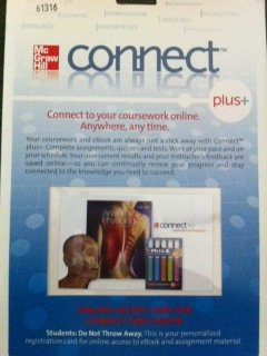 9780077410957: Connect Plus Anatomy & Physiology with APR 2.0 with PHILS 2.0 2 Semester Single Sign-On Access Card
