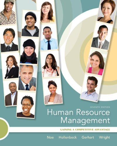 9780077411183: Human Resource Management with ConnectPlus