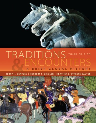 9780077411985: Connect History Two-Term Access Card for Traditions & Encounters: A Brief Global History