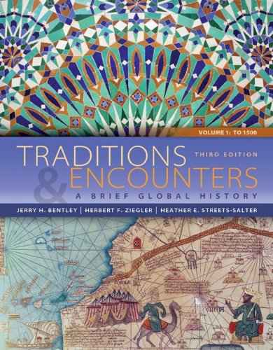 9780077412050: Traditions & Encounters: A Brief Global History Volume 1