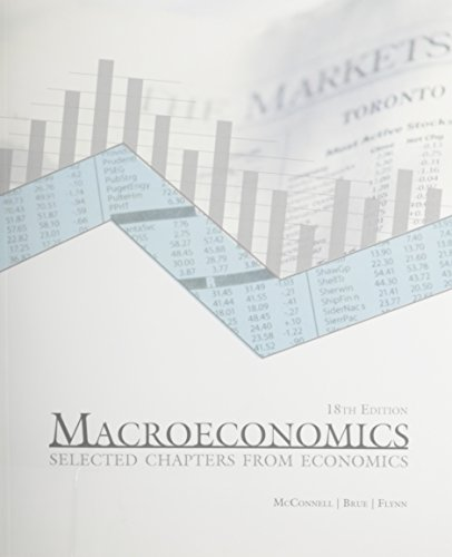 9780077413798: Macroeconomics: Selected Chapters from Economics