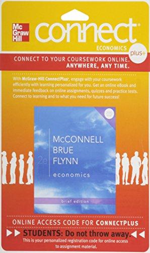 9780077416188: Connect 2-Semester Access Card for Economics Brief Edition