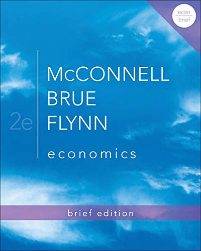 9780077416195: Loose-Leaf Economics Brief Edition
